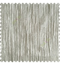 Grey color vertical embossed bold lines horizontal texture lines 3D patterns crush designs polyester main curtain