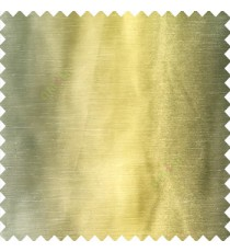 Greenish yellow brown cream color vertical color shades horizontal thin texture lines transparent net finished base fabric polyester sheer curtain
