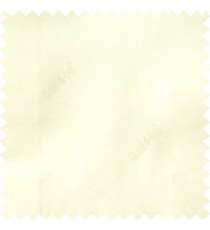 Cream color complete plain surface designless with polyester thick background satin finished main curtain