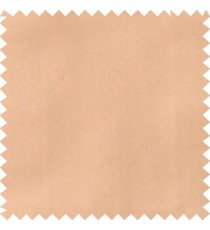 Copper brown color complete plain surface designless with polyester thick background satin finished main curtain