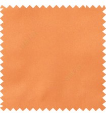 Dark orange brown color complete plain surface designless with polyester thick background satin finished main curtain