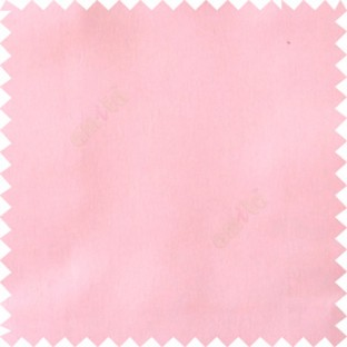 Baby pink color complete plain surface designless with polyester thick background satin finished main curtain