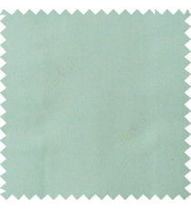 Aqua blue color complete plain surface designless with polyester thick background satin finished main curtain