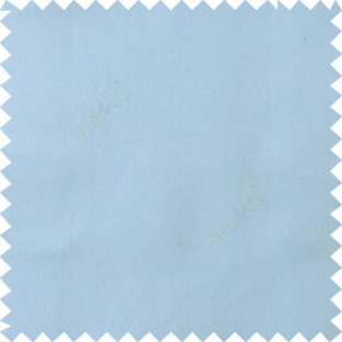 Sky blue color complete plain surface designless with polyester thick background satin finished main curtain
