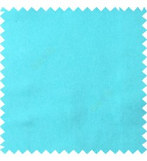 Bright aqua blue color complete plain surface designless with polyester thick background satin finished main curtain