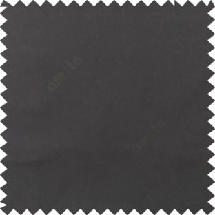 Black color complete plain surface designless with polyester thick background satin finished main curtain