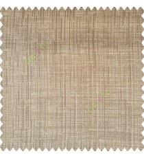 Light brown beige color vertical ornament short sticks texture finished background polyester main curtain