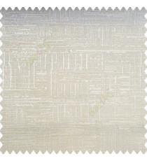 Beige cream color vertical and horizontal lines texture background fabric geometric patterns polyester main curtain