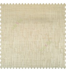 Beige grey color vertical ornament short sticks texture finished background polyester main curtain