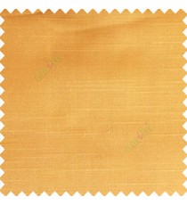 Gold color solid plain embossed horizontal lines thick fabric polyester composition main curtain