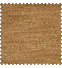 Light brown color solid texture finished horizontal lines texture gradients polyester base thick fabric main curtain