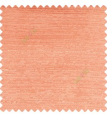 Peach color solid texture finished horizontal lines texture gradients polyester base thick fabric main curtain