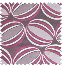 Maroon beige color watermelon shadow pattern with thick fab polycotton main curtain designs