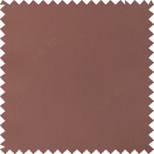 Dark chocolate brown solid plain designless surface pattern free surface shiny background polyester main curtain