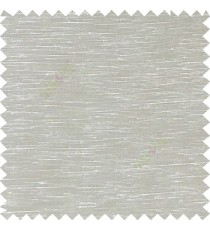Grey color solid plain finished surface designless complete pattern free transparent net surface sheer curtain fabric
