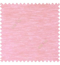 Pink color solid plain finished surface designless complete pattern free transparent net surface sheer curtain fabric