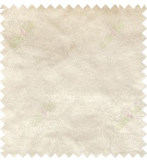 Beige color solid texture fab poly main curtain - 113574