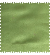 Green color complete plain designless polyester background thick base fabric main curtain
