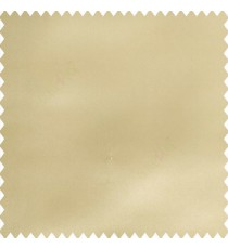 Beige color complete plain designless polyester background thick base fabric main curtain