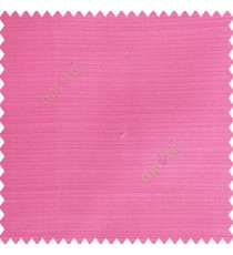 Pink color complete plain designless polyester background thick base fabric horizontal embossed lines main curtain