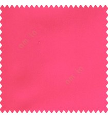 Pink color complete plain designless polyester background thick base fabric main curtain