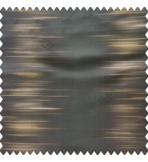 Black brown color sound waves design solid background polyester base fabric main curtain