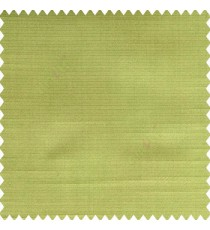 Green color complete plain designless polyester background thick base fabric horizontal embossed lines main curtain