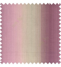 Purple brown color vertical embossed stripes texture finished surface polyester main curtain
