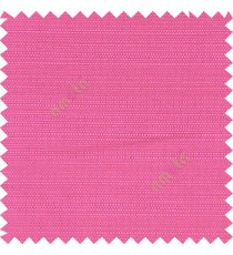Pink color solid plain surface texture finished horizontal lines polyester main curtain