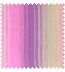 Pink purple brown color vertical embossed stripes texture finished surface polyester main curtain