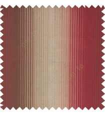 Maroon brown gold color vertical embossed stripes texture finished surface polyester main curtain