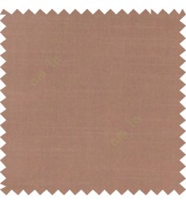 Brown color solid plain surface designless soft finished pattern free background polyester main curtain