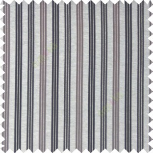 Black silver grey color combination with silver base color vertical embossed stripes texture finished surface polyester main curtain