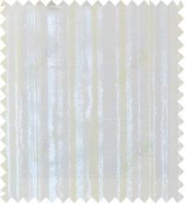 Beige yellow white colour vertical texture stripes polycotton main curtain designs