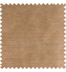 Dark chocolate brown color solid texture gradients background digital dots thick fabric horizontal lines main curtain