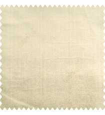 Gold cream color complete texture surface small dots with polyester transparent net fabric horizontal lines sheer curtain