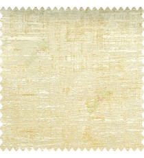 Beige gold color complete texture gradients horizontal embossed lines with polyester base fabric wooden texture main curtain