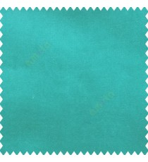 Aqua blue color complete plain design velvet finished base fabric polyester background sofa fabric