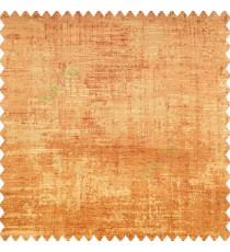 Orange brown beige color complete texture gradients horizontal embossed lines with polyester base fabric wooden texture main curtain