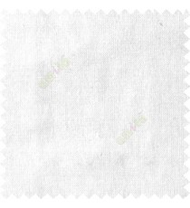Pure white color complete plain texture designless surface with polyester background main curtain