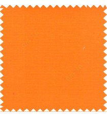 Tiger orange color complete plain texture designless surface with polyester background main curtain
