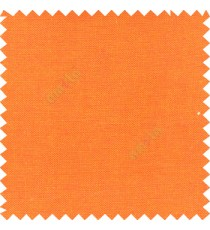 Orange yellow color complete plain texture designless surface with polyester background main curtain