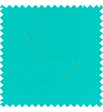 Aqua blue color complete plain texture designless surface with polyester background main curtain