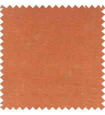 Caramel brown color complete plain texture designless surface with polyester background main curtain