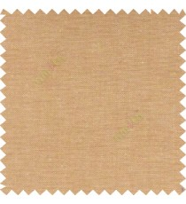 Tortilla brown color complete plain texture designless surface with polyester background main curtain