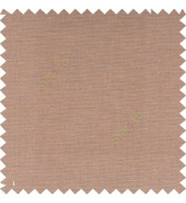 Coffee brown cream color complete plain texture designless surface with polyester background main curtain