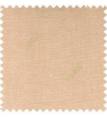 Light brown color complete plain texture designless surface with polyester background main curtain