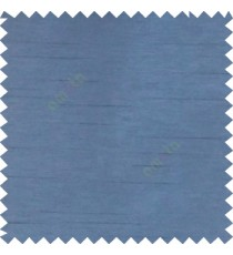 Midnight blue color complete plain texture designless surface horizontal embossed lines with polyester thick background main curtain