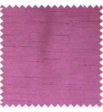 Grape purple color complete plain texture designless surface horizontal embossed lines with polyester thick background main curtain