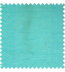 Tiffany blue color complete plain texture designless surface horizontal embossed lines with polyester thick background main curtain